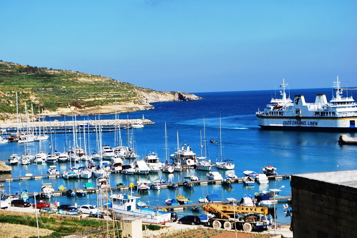 Gozo Harbour